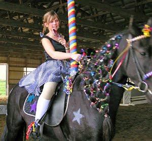 Horse Fancy Dress Ideas: Carousel |Horse Fancy Dress Costumes