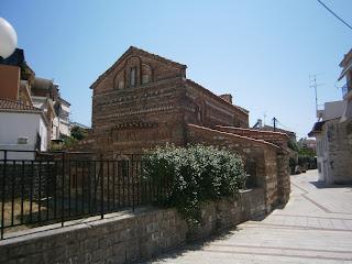 βυζαντινός ναός του αγίου Βασιλείου στην Άρτα