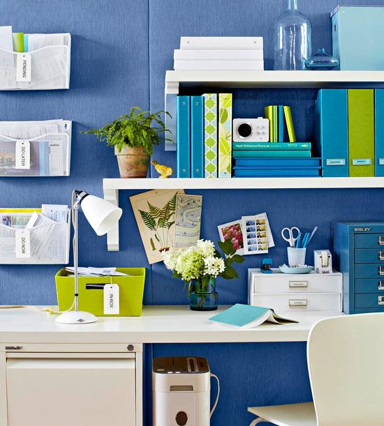 Belle Maison: Home Office Design Challenge :: Function Vs