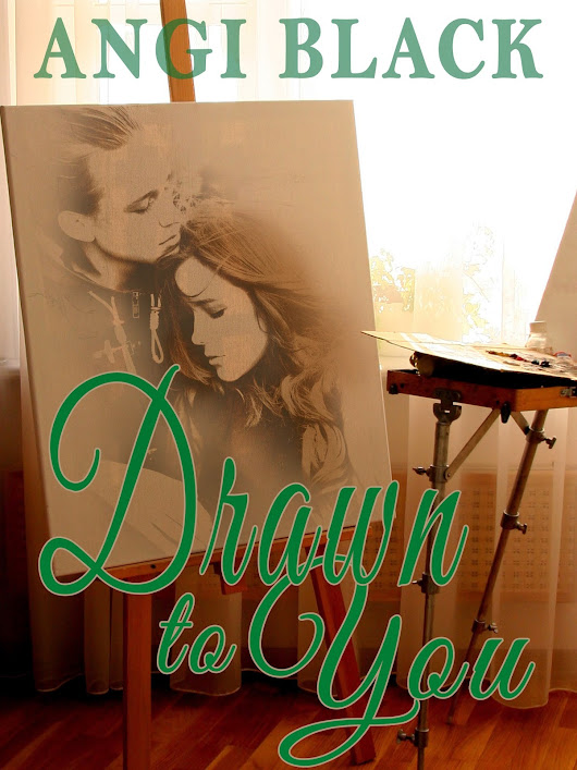 DRAWN TO YOU Cover Reveal!