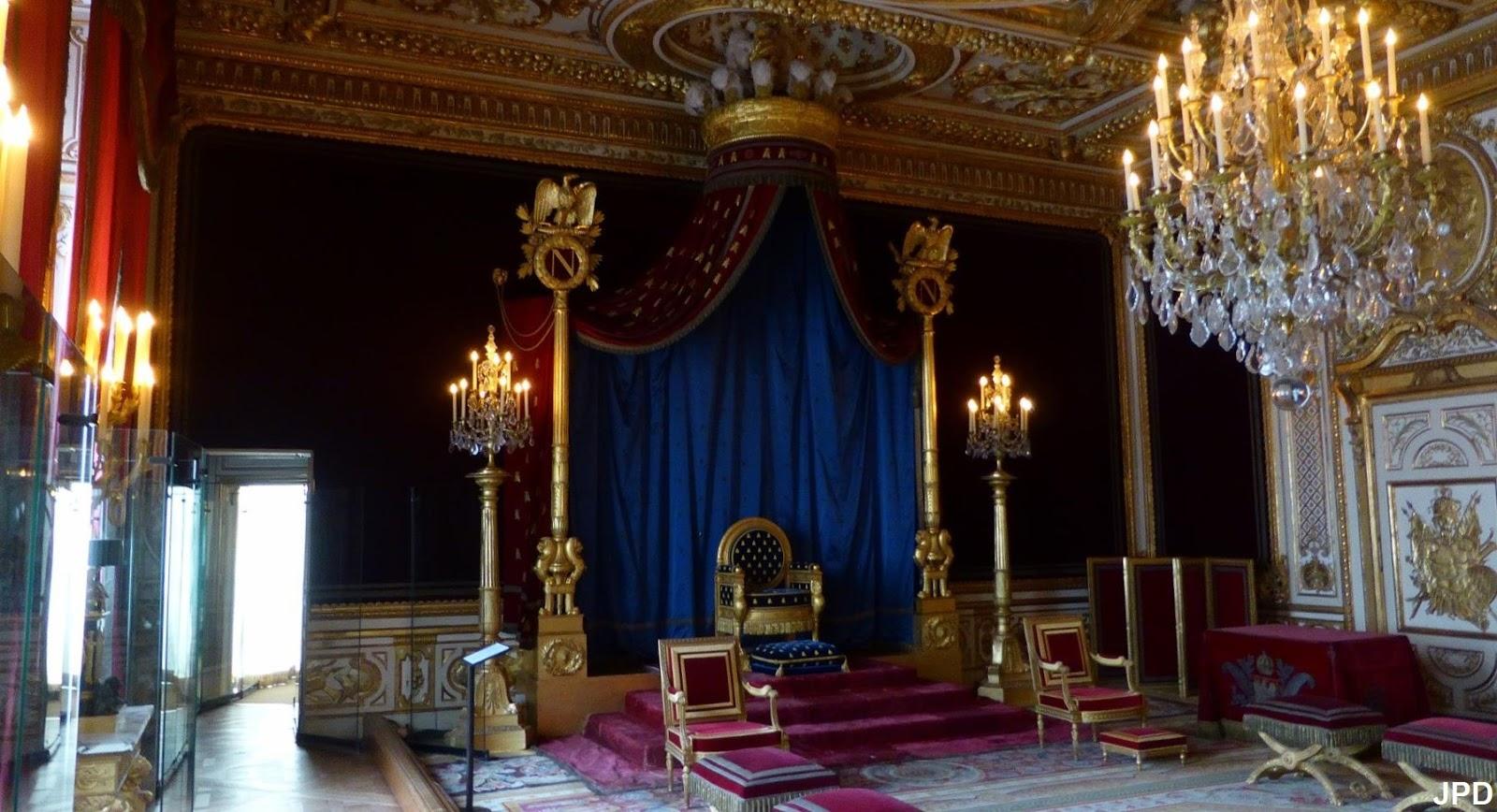 Paris bise art ch teau de fontainebleau 8 vers la for Symbolique du miroir