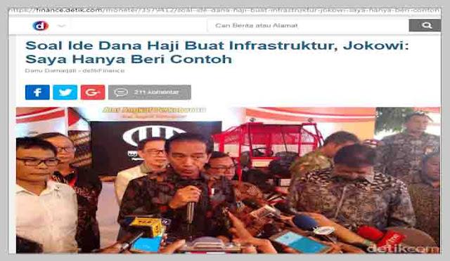 Bukan Hanya Contoh, Skema Pembiayaan LRT Pakai Dana Haji