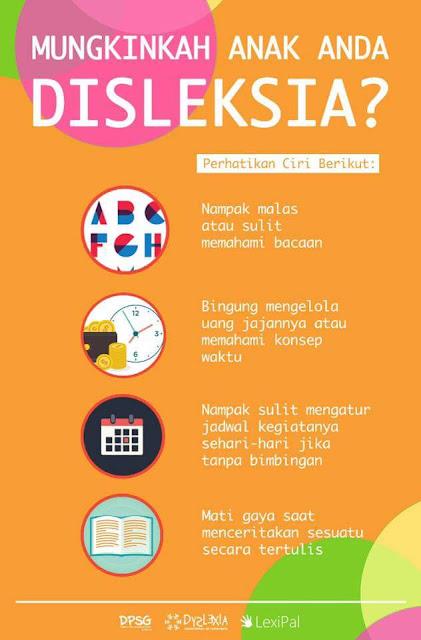 Yuk Melek Disleksia