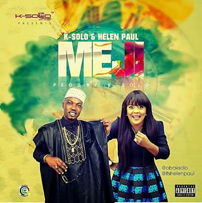 """JPEG: K-Solo & Helen Paul- """"Meji"""""""