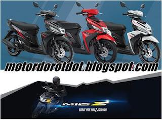 Yamaha Mio Z