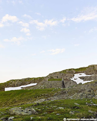 Bjellandsbu - Åkrafjorden