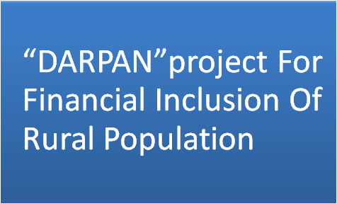 darpan-for-financial-inclusion-of-rural-population-paramnews