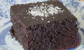Wet Cake (Islak Kek)