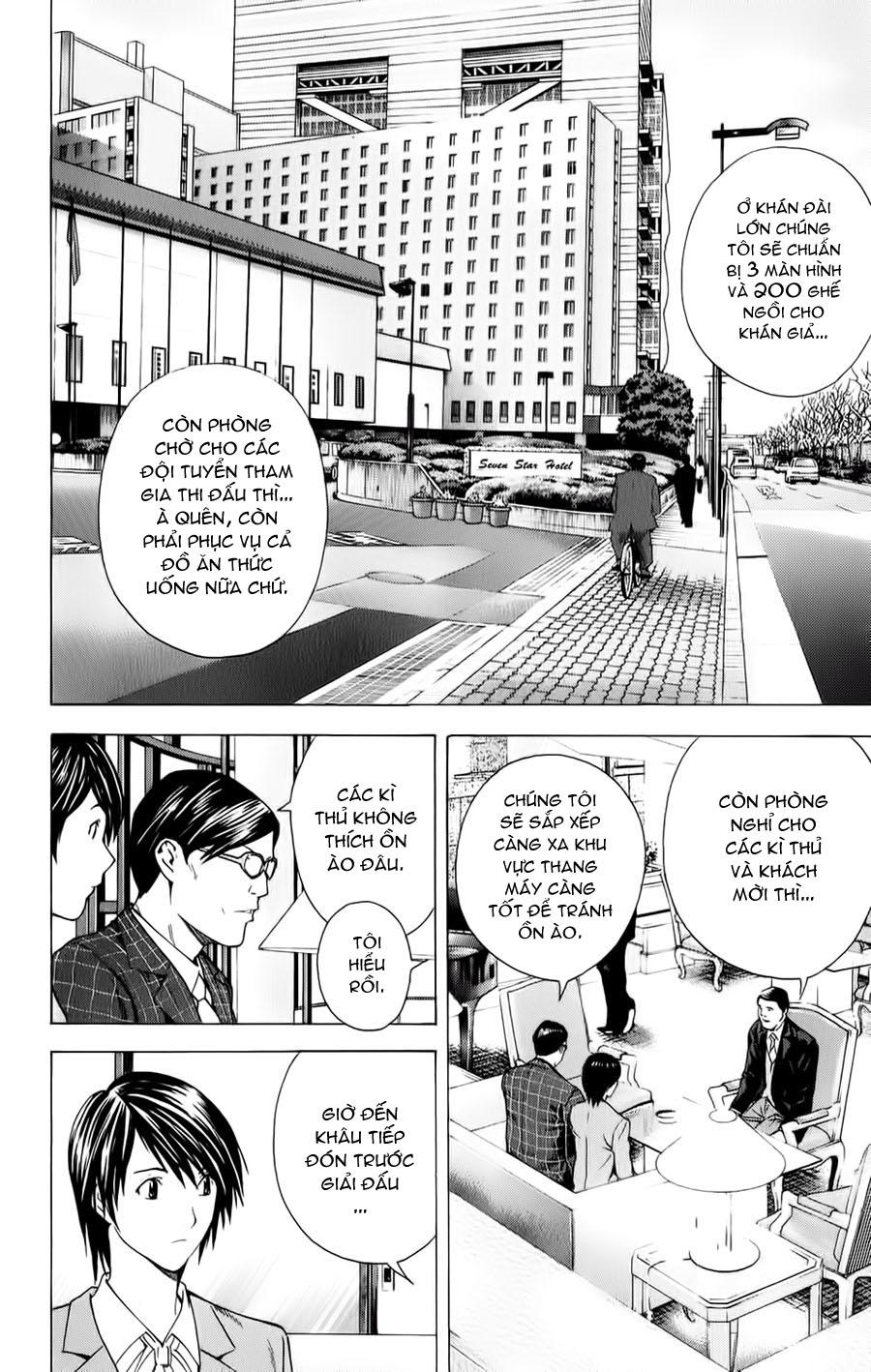 Hikaru No Go hikaru no go chap 153 trang 9