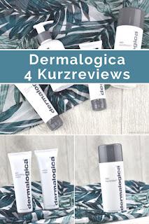 Dermalogica - 4 Produkte und Kurzreviews
