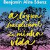 A Lógica Inexplicável da Minha Vida - Benjamin Alire Sáenz