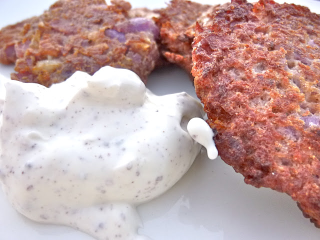 Diary of a Mad Hausfrau: Low Carb Celery Root Latkes with ...