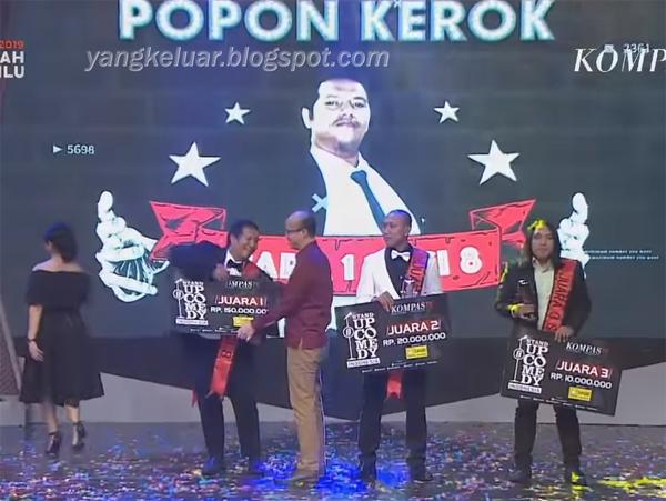 Juara Pemenang Grand Final SUCI 8