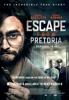 Escape from Pretoria 2020 Eng 720p WEB HDRip 800Mb ESub x264