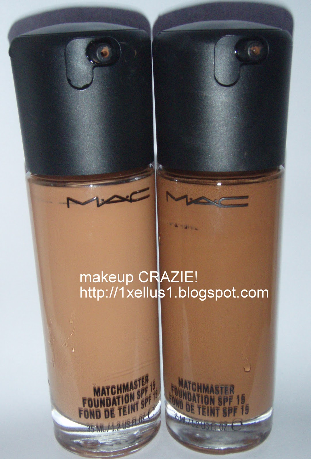 makeup CRAZIE!: MAC Matchmaster Foundation - Review