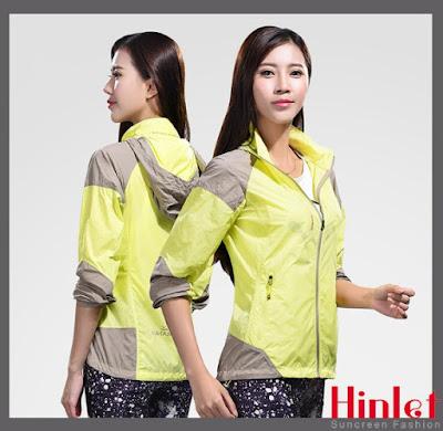 mẫu áo khoác chống nắng nữ đẹp nhất