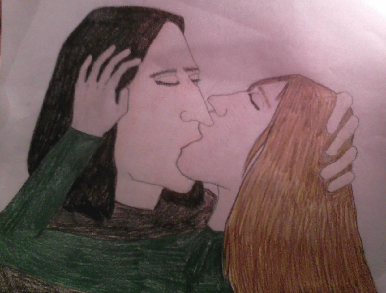 Severus Snape: March 2011