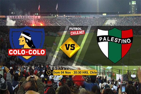 PREVIA: Colo-Colo vs Palestino