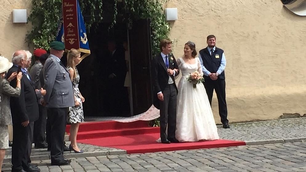 Elisabeth and Otto Brandenburg Halfdans ABC