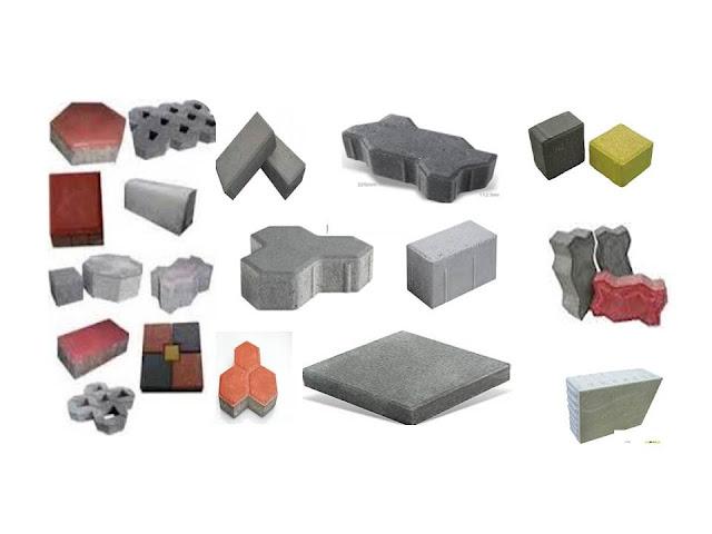 Paving Block K300-K500