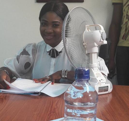 Majid Michel, Mercy Johnson & Rachael Oniga On Bose Alao's