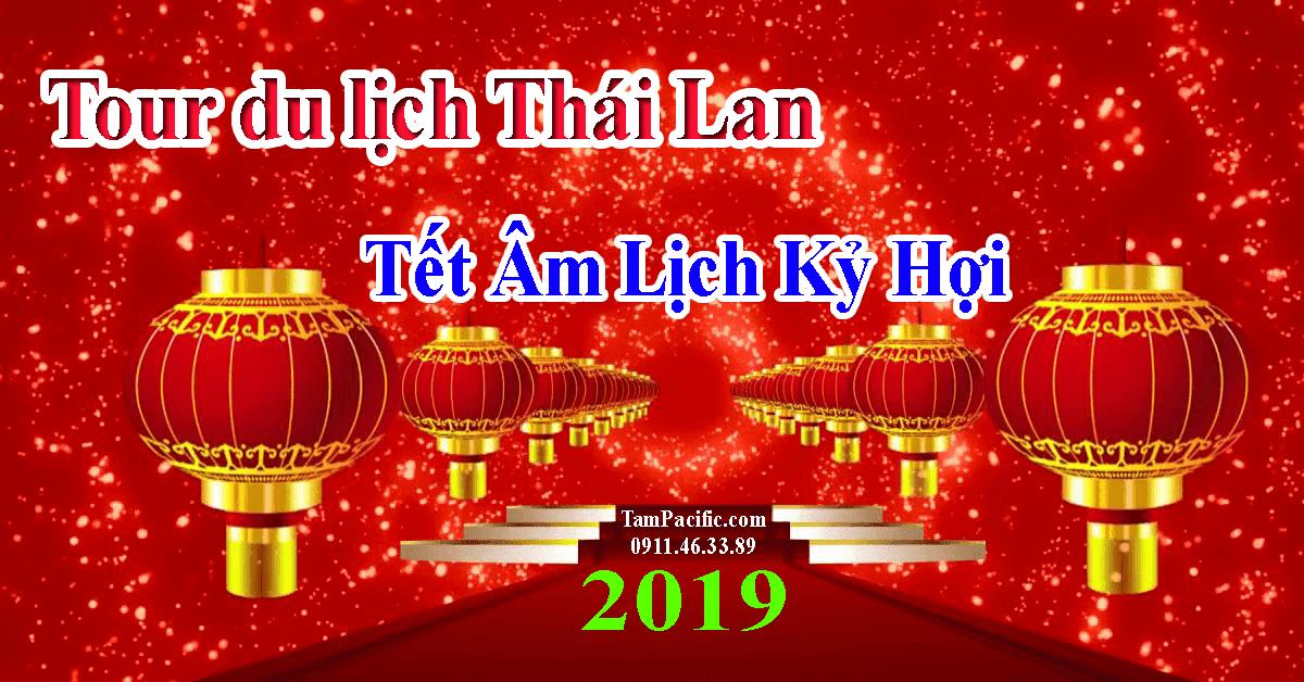 Tour du lịch Thái Lan Tết Âm Lịch Kỷ Hợi 2019