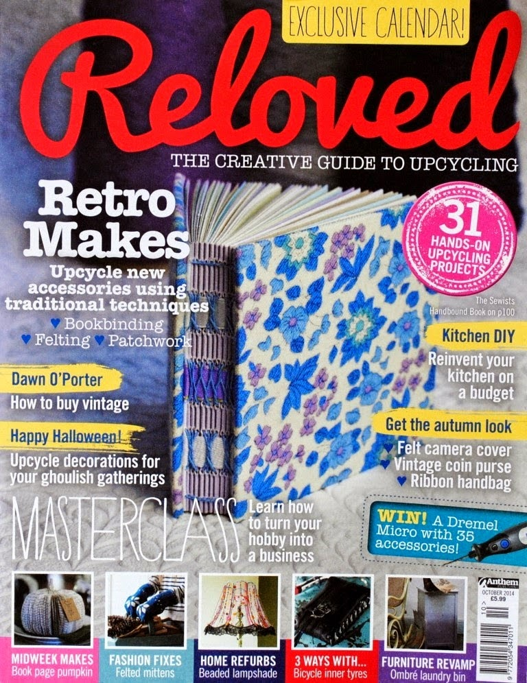 Reloved Magazine October 2014