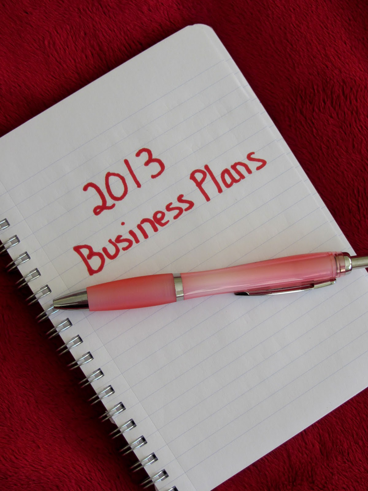 'Tis the Season for . . . Business Plans??? (Part two)