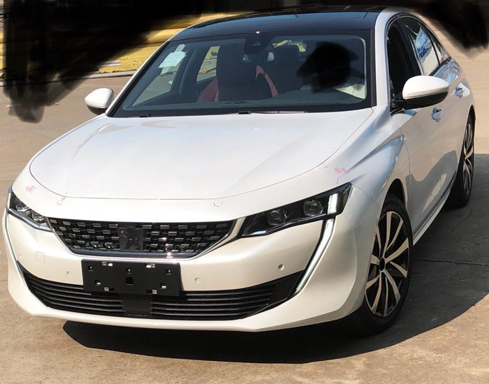 2018- [Peugeot] 508 II [R82/R83] - Page 12 1013