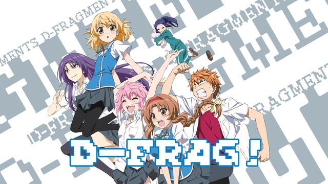 D-Frag (12/12) (120MB) (HDL) (Sub Español) (Mega)