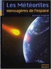 Les météorites messagères de l'espace