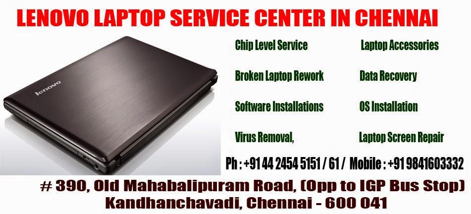 Lenovo Laptop service center's location in chennai | Lenovo Customer
