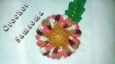 crochet flowers  . كروشيه وردة بستايل جديد ومميز.How to crochet a rose Crochet flower tutorial . كيف تصنع وردة  .. Crochet flower tutorial . ‬‏ . crochet flowers for beginners . Crochet Flower PatternsTutorials and Flower . كروشيه وردة . Free Crocheted Flowers Patterns . Crocheted Flowers .