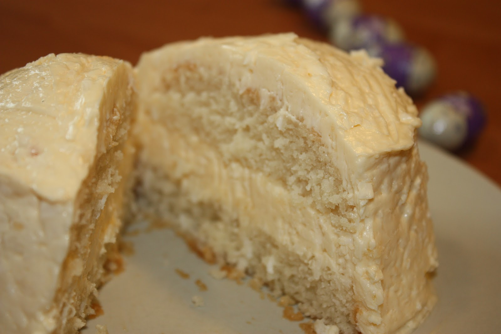 Southern Coconut Cake With Silk Meringue Buttercream