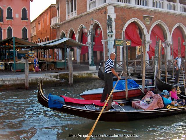Grande Canal, Veneza