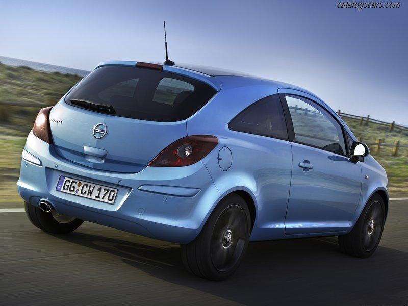 صور سيارة اوبل كورسا 2013 - اجمل خلفيات صور عربية اوبل كورسا 2013 - Opel Corsa Photos Opel-Corsa-2011-10.jpg