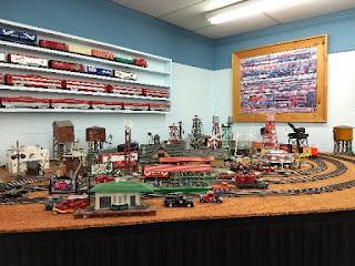 Lionel model train sets