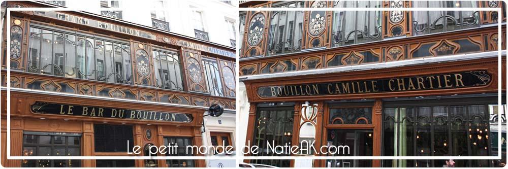 Bouillon Racine histoire