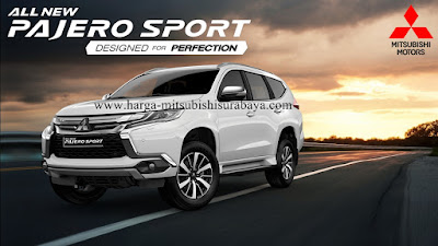all new pajero sport surabaya