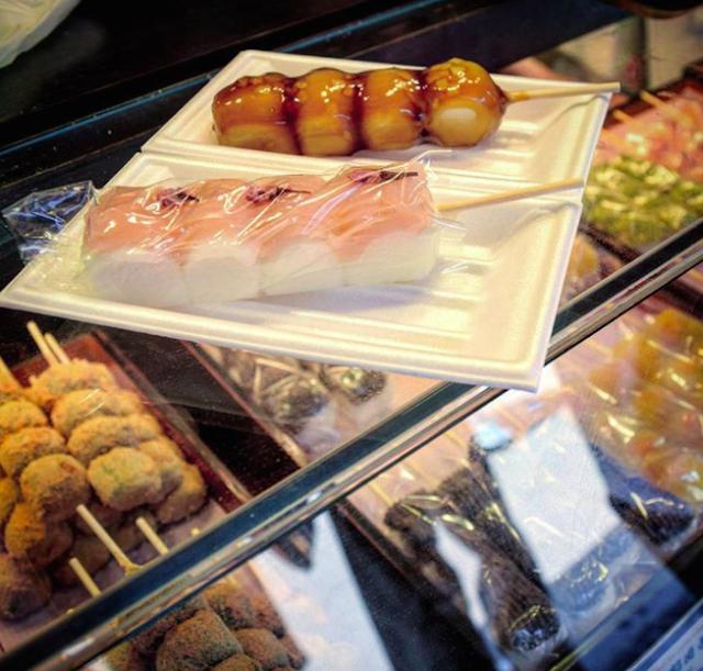 eating vegan in tokyo