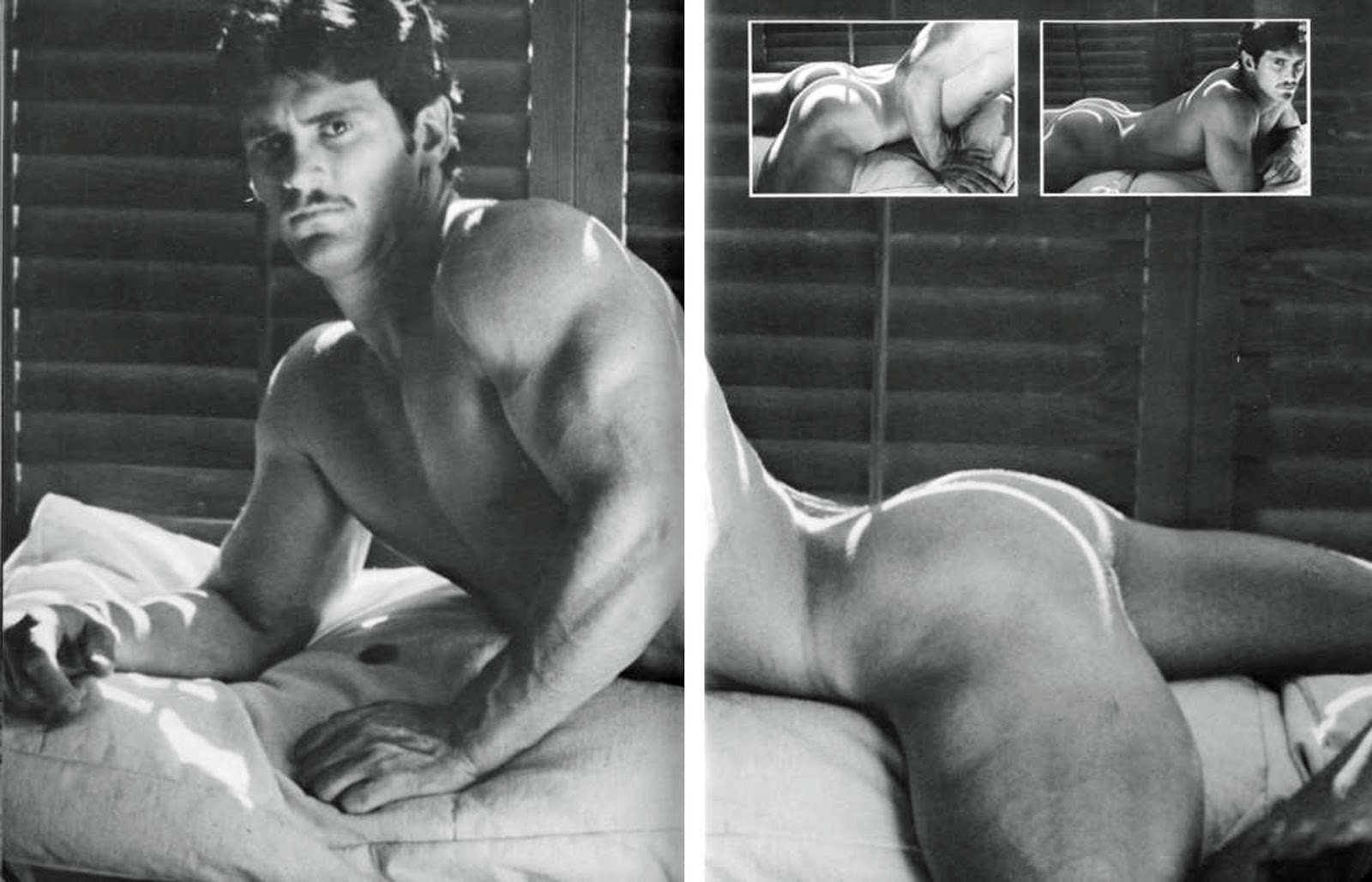 from Charlie pictures morgan 1980 gay porn