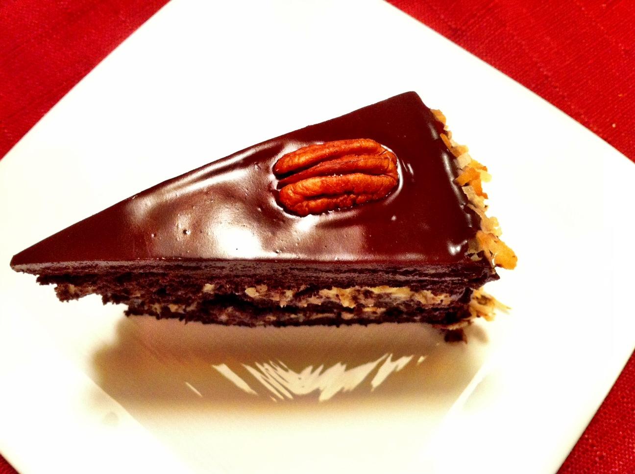 German Chocolate Cake Recipe Joy Of Baking: Fueling With Flavour: German's Chocolate Cake With Toasted