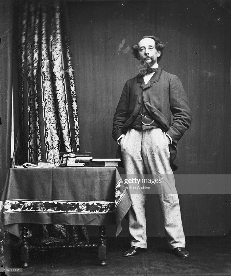 Charles Dickens, circa 1960