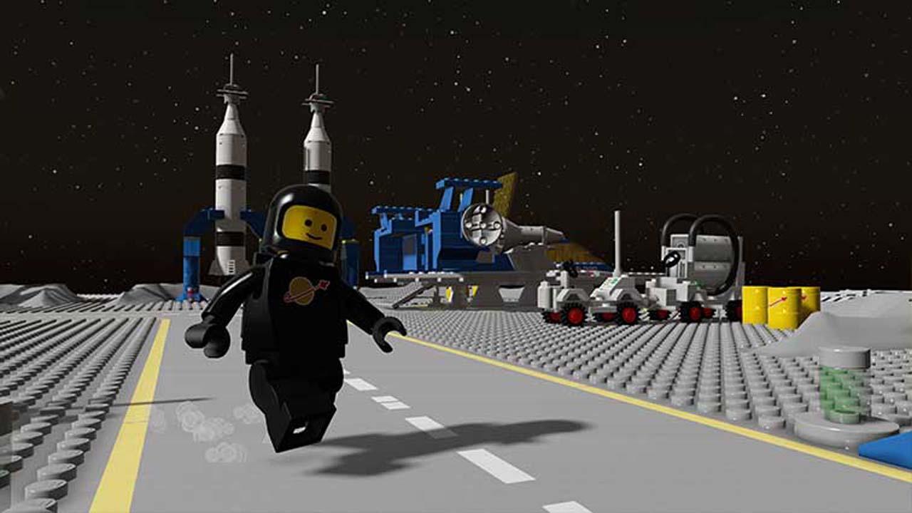 تحميل لعبة LEGO Worlds Classic Space
