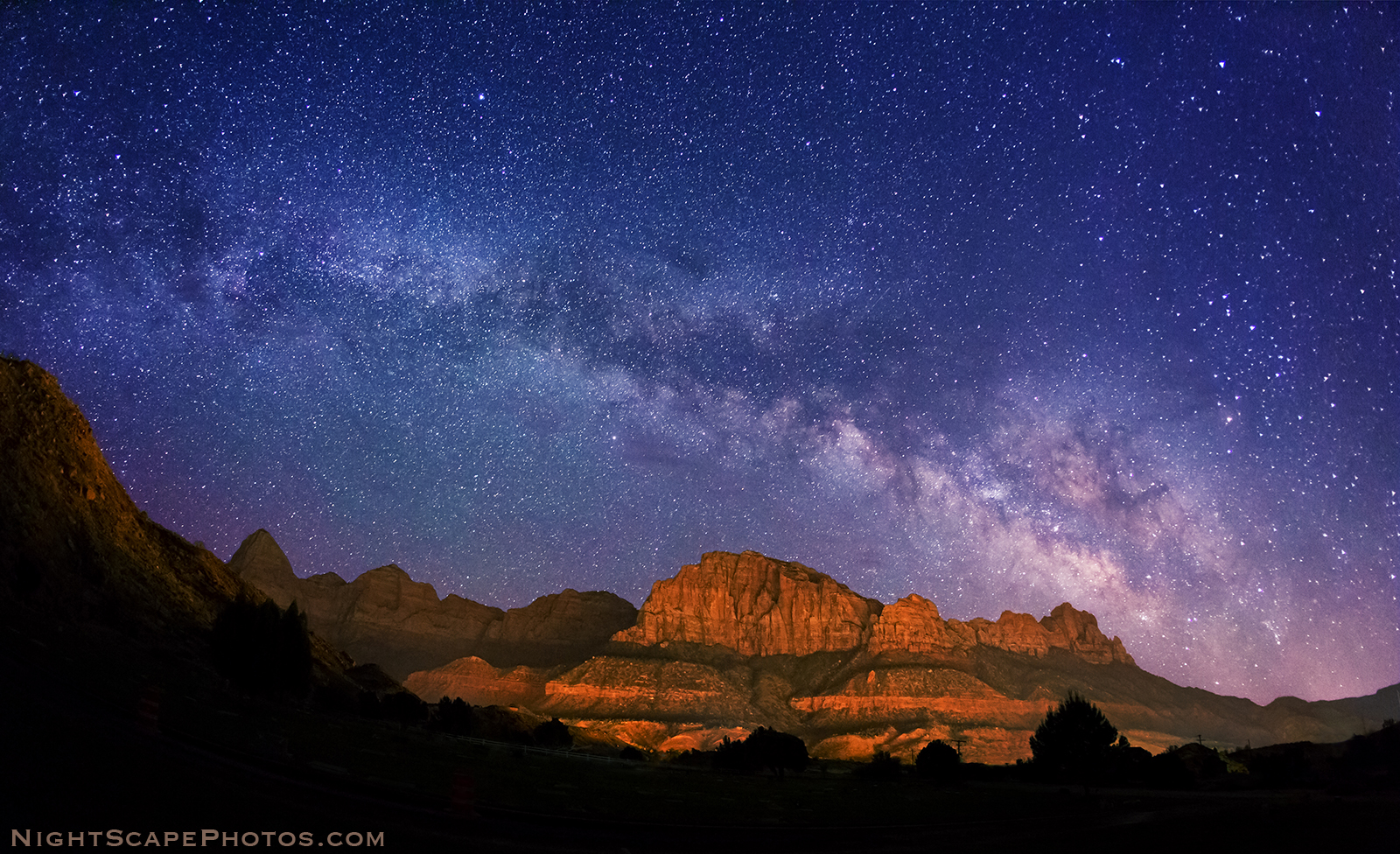 Into The Night Photography: Planning for Monthly Milky Way