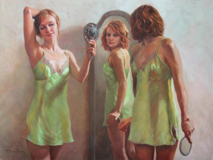 Любовь к красоте. Anna Rose Bain 7