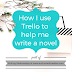 Writing Wednesdays: How I use Trello to help me write a novel