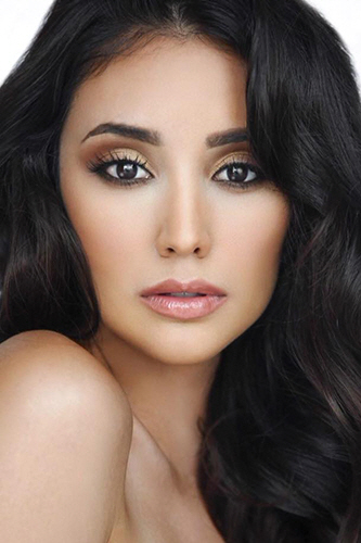 Miss USA 2018 Candidates Contestants Delegates New Mexico Kristen Leyva