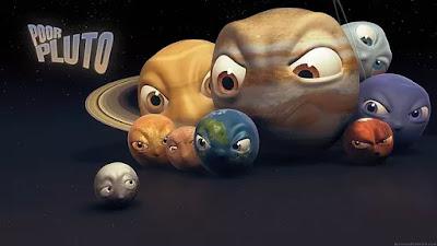 Plüton neden gezegenlikten çıkarıldı?, Cüce Gezegen, Charon, Plüton, Pluto