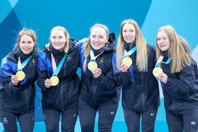 CURLING - Suecia se hace con la medalla de oro femenina